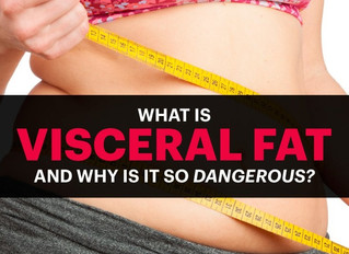 The Fat inside you that kills you. (8 ways to avoid it)