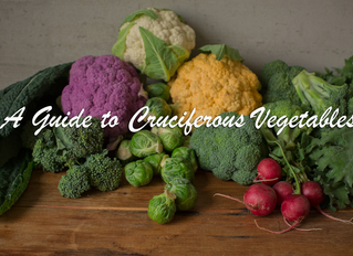 Cruciferous Vegetables and Breast Cancer Prevention