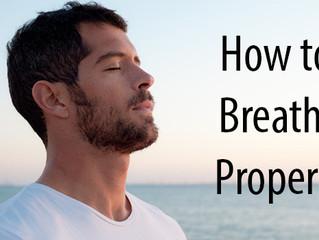 BREATHE: the Oxygen of energy