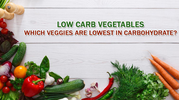 21 of the Best Low-Carb Vegetables