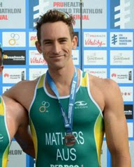 Brad Mathers - Triathlete