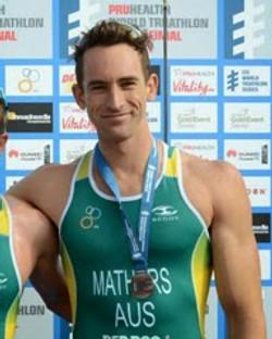 Brad Mathers - Triathlete