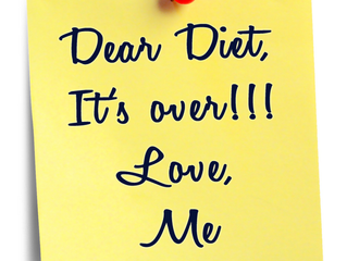 What the diet industry doesn't want you to know!