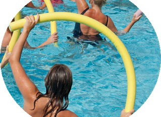 7 great reasons to try Water Work Outs or Aquafit