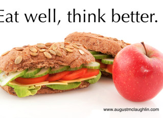 BOOST YOUR BRAIN POWER with your Thoughts and Nutrition