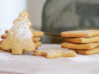 Christmas Gingerbread: Gluten Free Recipe