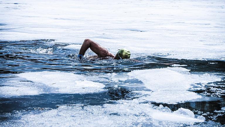 Eisschwimm-Workshop Hintertuxer Gletscher im Einzelzimmer