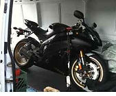 New York City mover experienced in moving and transporting motorcycles, ATV's and Exotic motorcycles