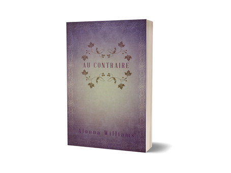 """Cover & Blurb Reveal for """"Au Contraire"""""""