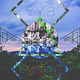 Vyb With Me EP Cover
