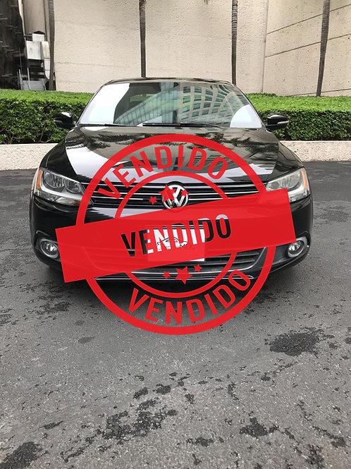 Volkswagen Jetta Sport Blindado Nivel 3 Plus (2014)