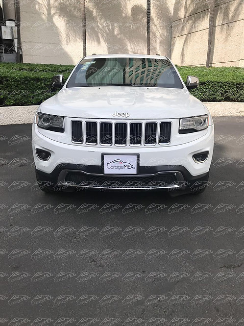 Jeep Grand Cherokee Limited Blindada Nivel 3