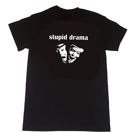 Stupid Drama Logo Shirt