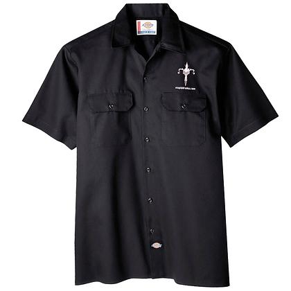 Dickie's Short Sleeve Work Shirt