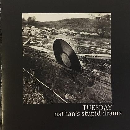 TUESDAY - Physical CD