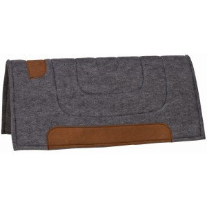 Hair Felt Saddle Pad