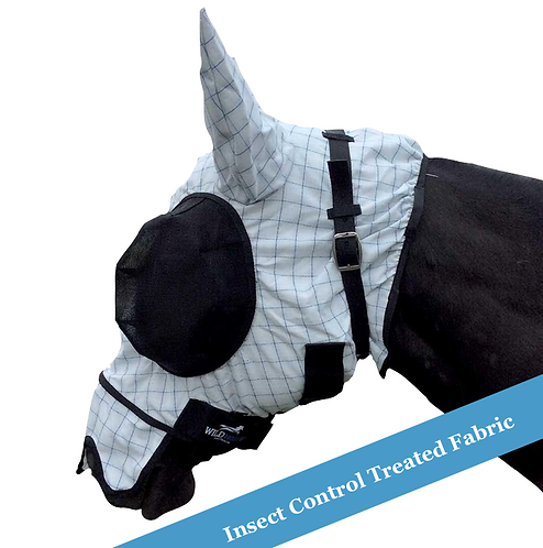 Wild Horse Ripstop Fly Mask