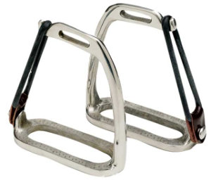 Stainless Steel Peacock Irons