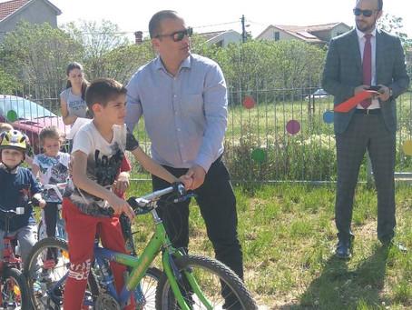 Mini biciklistička trka