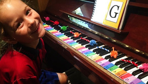 Ever wondered what happens in a first piano lesson?