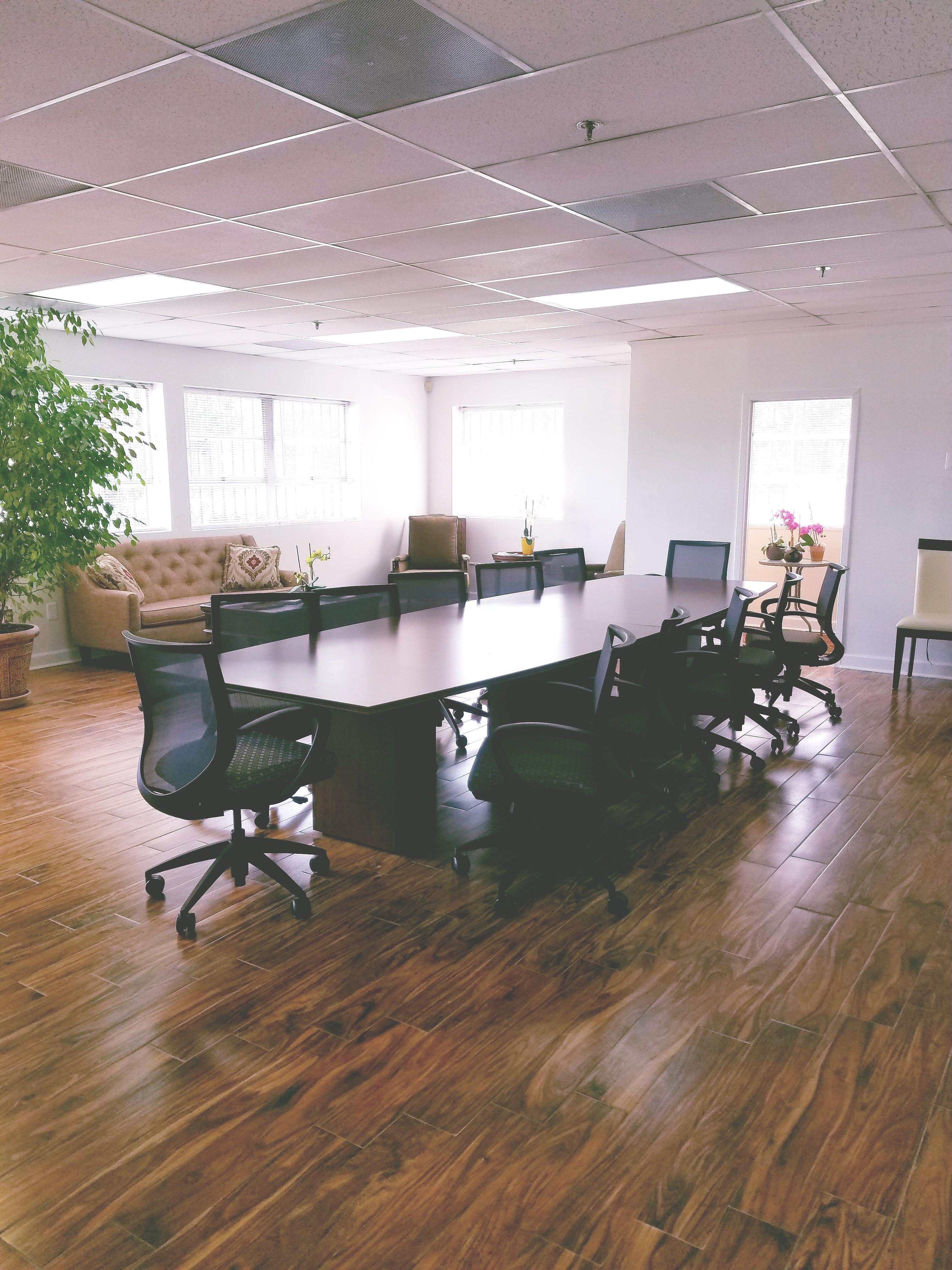 ERS Boardroom Rental 1/2 Day