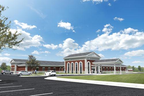 Stokes Eye Center