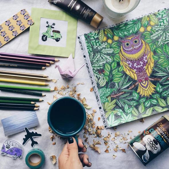 8 szuper színező könyvrajongóknak