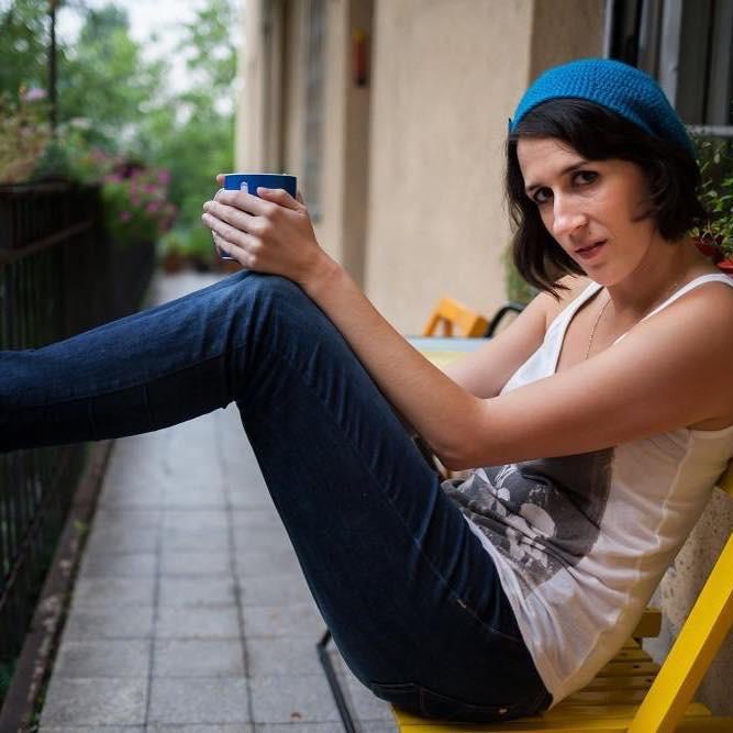 """nem volt tabu"" - interjú Gimesi Dórával"