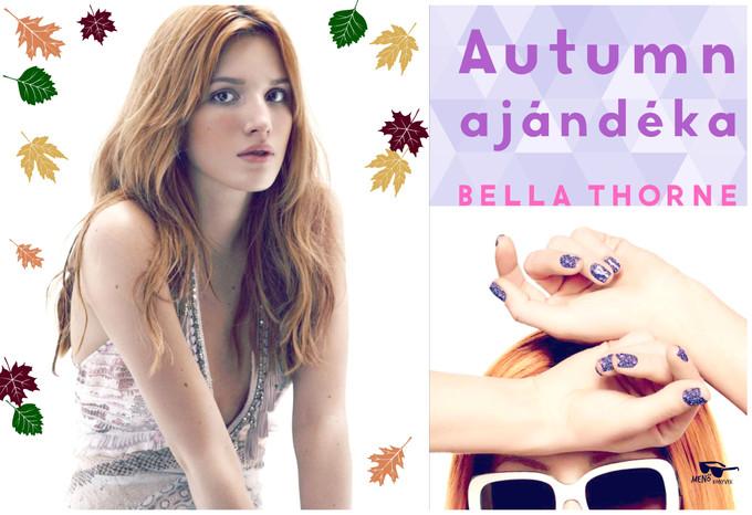 Nyerd meg Bella Thorne könyvét a maniddal!