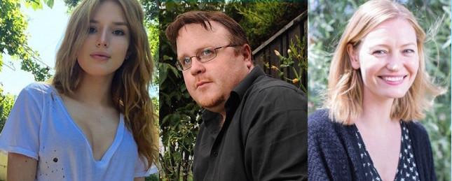 A diszlexiás, a dadogós és a kiközösített stréber – avagy három menő író