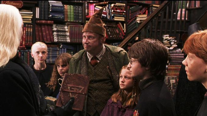 A nagy Harry Potter-kvíz, könyvajánlóval