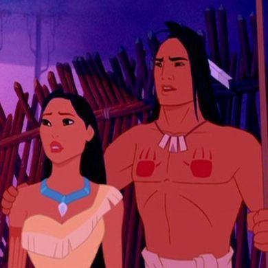 Mi lett volna, ha... Pocahontas nem a szerelmét, John Smith-t, hanem Kocoumot menti meg?