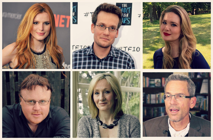 Ki a legboldogabb YA-író? Az arcelemző megmondja!