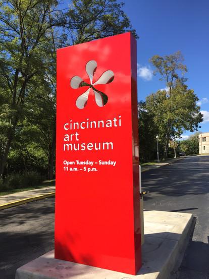 Art Museum Exterior signs.JPG