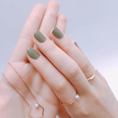 Simple Daily Diamond Jewellery with Akoya Pearl