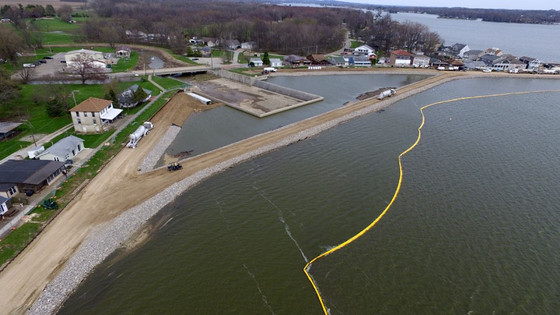 Renovating an Earth Dam that Predates the Civil War