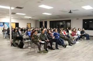 北美区块链协会一月线下研讨会在TIPark Silicon Valley成功举办