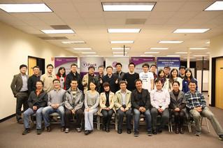 清华大学党委副书记史宗恺老师访问硅谷