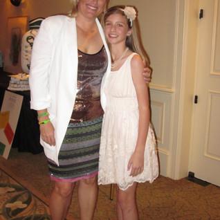 Donna Solimene & Mykala Fowler.JPG