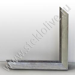 1290 Светлое серебро тонкий
