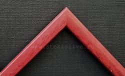 арт.1204-08, красный текстурный