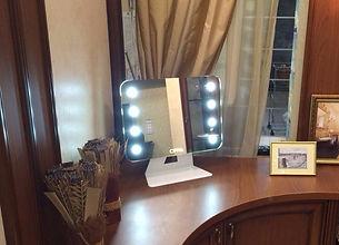 Светодиодная подсветка зеркал