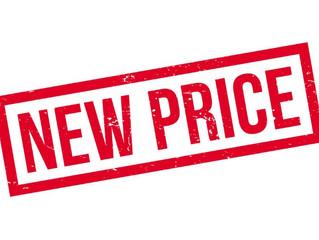 Повышение цен с 1 января 2021 года