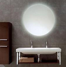Arena, luminor, зеркало с подсветкой
