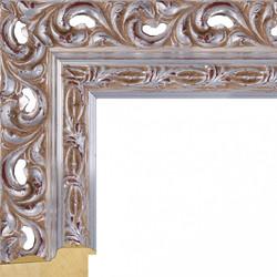 арт.1210-12, серебро состаренное