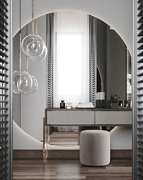 зеркало на заказ, зеркало с подсветкой, зеркальное панно, фацет, гравировка, зеркало в ванную, гримерное зеркало
