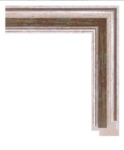 арт.1230-11, трещины, красно-зелёный
