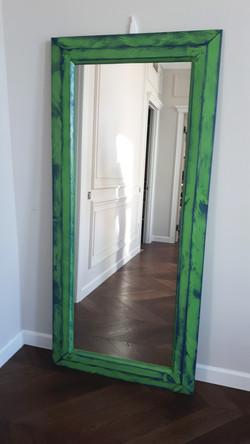 Зеркало напольное в багете