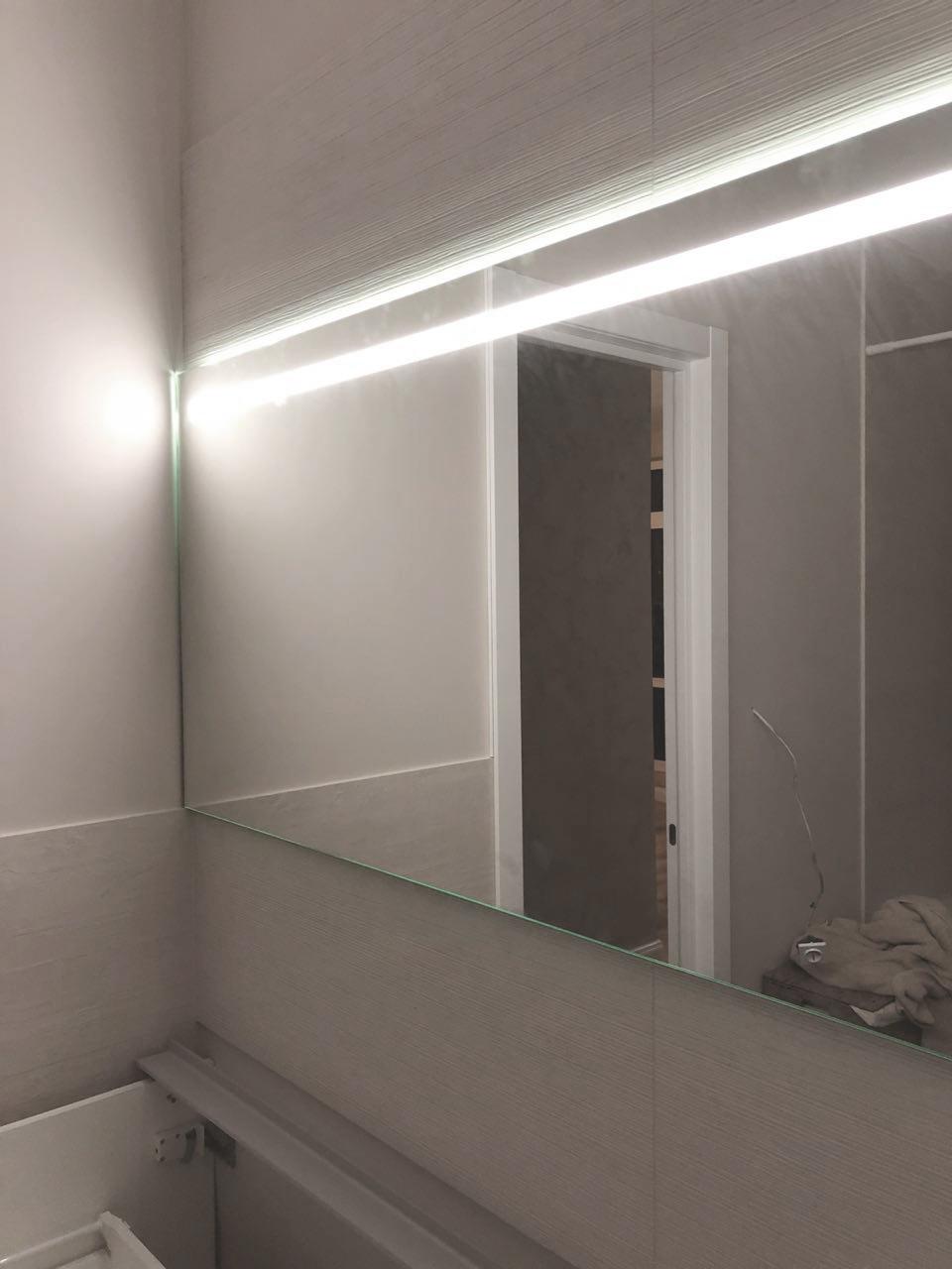 Крупногабаритное зеркало