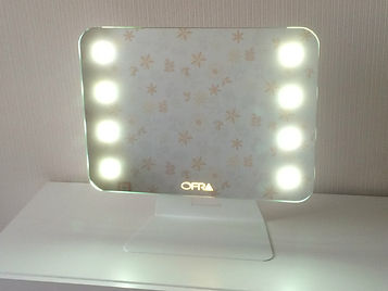 Зеркало с подсветкой для дома